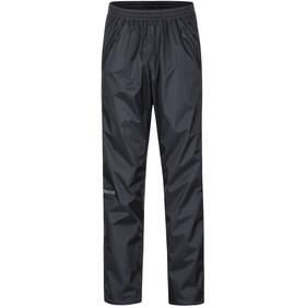 Marmot PreCip Eco Pantalon entièrement zippé Homme, black